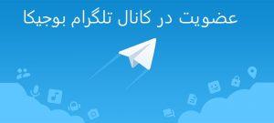 کانال تلگرام بوجیکا
